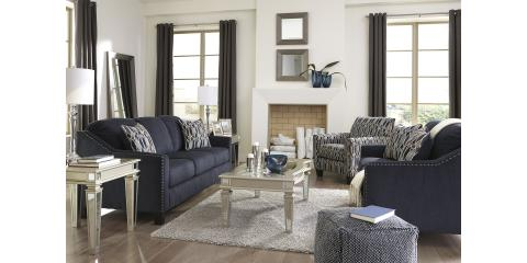 CREEAL SOFA AND ACCENT CHAIR BY ASHLEY-$749, St. Louis, Missouri