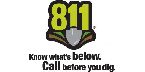 August 11 (8/11) Serves as Convenient Reminder to Always Call Before You Dig, New Hope, Alabama