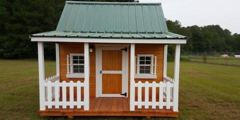 what to consider when customizing your playhouse montezuma georgia - Garden Sheds Georgia