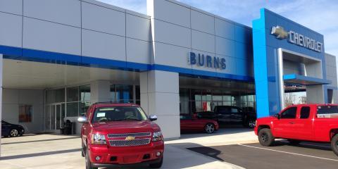 Burns Chevy Of Gaffney New Chevrolet Pre 4th Of July Sale, Gaffney, South Carolina