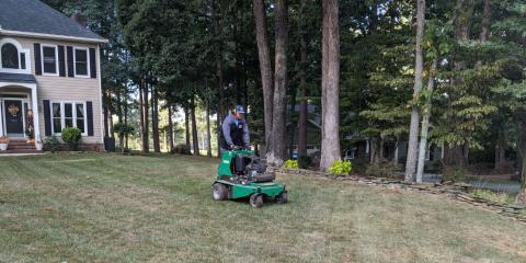 Why It's Important to Aerate Your Lawn During Autumn, Catawba Springs, North Carolina