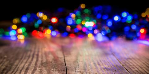 Electrical Contractors Explain Why You Should Switch to LED Christmas Lights, Ewa, Hawaii