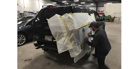 Repaint Your Car at Liberty Collision Center Today - Liberty