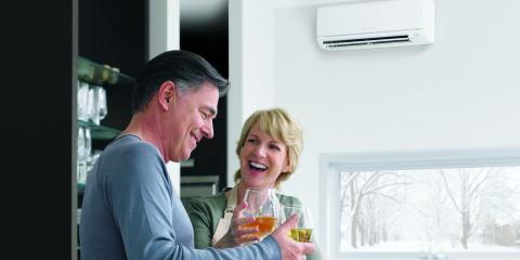 Get Up To a $500 rebate on a Mitsubishi Electric® System, North Reading, Massachusetts