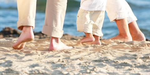4 Essential Summer Foot Care Tips, Greece, New York