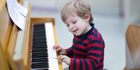 How Music for Toddlers Affects Their Developing Brains, Seattle, Washington