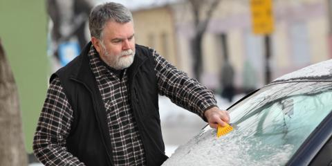 3 Ways to Safely De-Ice Your Windshield, Rochester, New York