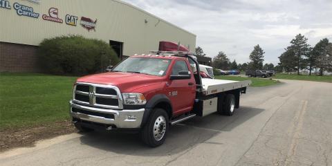 3 Common Causes of Breakdowns in Commercial Trucks, Seneca, New York