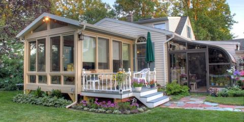 Your Window Treatment Options for Sunrooms, East Rochester, New York
