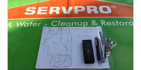 Free Mold Estimates - SERVPRO, St. Augustine, Florida