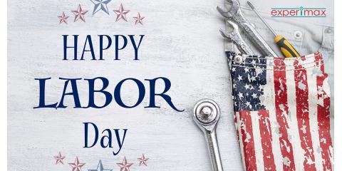 Closed for Labor Day, Solon, Ohio
