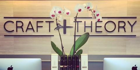 Craft and Theory, Hair Salon, Health and Beauty, Ho Ho Kus, New Jersey