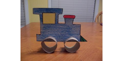 Train Crafts for Kids, West Chester, Ohio