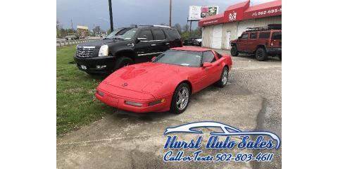 1996 Chevrolet Corvette Grand Sport 6 speed!, Frankfort, Kentucky