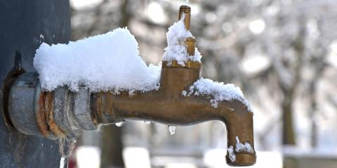 4 Tips to Avoid Frozen Pipes From Redding's Best Emergency Plumbing Service, Redding, California