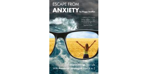 Read Peggy Sealfon's New Book on Stress-Relieving Techniques And Personal Development, Naples, Florida