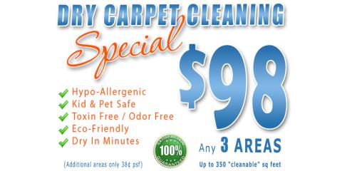 Cincinnati Dry Carpet Cleaning Weekly Special , Silverton, Ohio