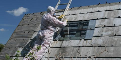 3 Things You Need to Know About Collecting Asbestos Samples & Submitting to a Testing Laboratory, Bridgeport, Connecticut