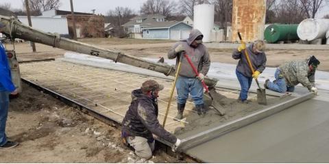 How LiteBar Improves on Traditional Steel Rebar, South Sioux City, Nebraska