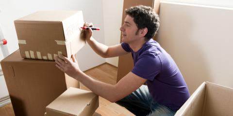 3 Moving & Packing Tasks for Before the Movers Arrive, 4, Maryland