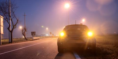 3 Tips for Staying Safe During a Night-Time Car Breakdown, Bluefield, West Virginia