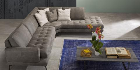 4 Types of Sofa Fabric & Materials, Symmes, Ohio