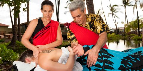 Do you know anyone who'd like to learn lomi lomi massage?, Kailua, Hawaii