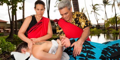 Do you know anyone who'd like to learn lomi lomi massage?, Kailua, Hawaii