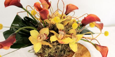 3 Tropical Ideas for Wedding Flower Centerpieces, ,