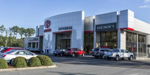Savannah Toyota Offers ​5 Tips For Fall Car Care Month, Savannah, Georgia