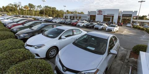 Savannah Toyota Will Help You Find a New Truck or Car That Fits Your Lifestyle, Savannah, Georgia