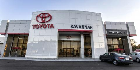 Savannah Toyota: The Toyota Dealer With The Great Google+ Reviews!, Savannah, Georgia