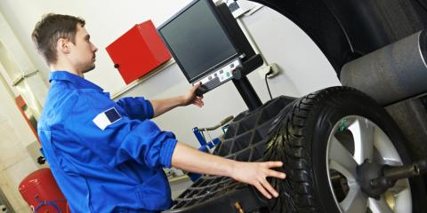 Russellville Auto Maintenance Professionals Share 3 Reasons to Balance Your Car's Tires, Russellville, Arkansas