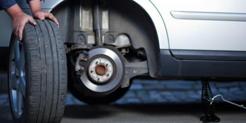 3 Factors Causing Uneven Tire Wear, Russellville, Arkansas