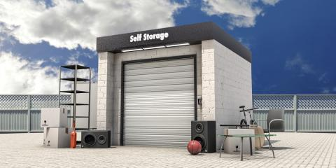 3 Benefits of a Self-Storage Rental Unit, Cookeville, Tennessee