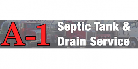 A-1 Septic Tank & Drain Service, Septic Tank, Services, Coldwater, Mississippi