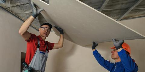 3 Reasons You Shouldn't Do Drywall Work Yourself, ,