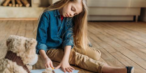 3 Kid-Friendly Flooring Materials, Westport, Connecticut