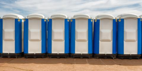 3 Unbeatable Benefits of Renting Portable Toilets, Douglas, Georgia