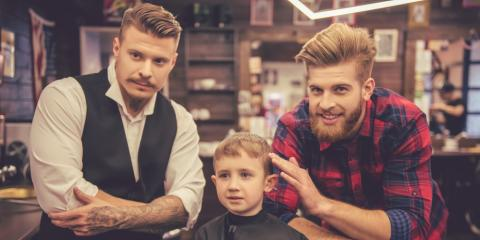 3 Tips for Making You Child's First Barber Trip a Success, Anchorage, Alaska