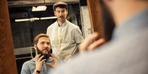 3 Common Beard Issues Trips to a Barber Will Solve, Anchorage, Alaska