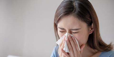 A Guide to Common Winter Allergens, Chesterfield, Missouri