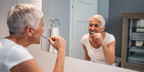 A Guide to Dental Care for Seniors, Cincinnati, Ohio