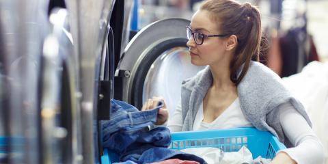 A Guide to Doing Laundry at a Laundromat, Atlanta, Georgia