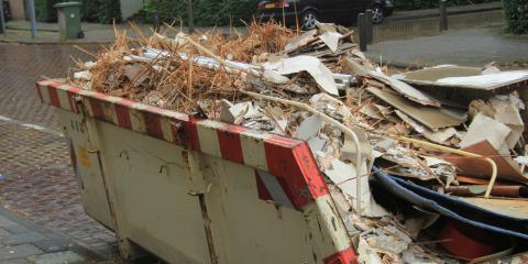3 Ways a Dumpster Rental Can Make Your Cleanup Easier, Wisconsin Rapids, Wisconsin