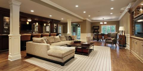 Consider These 3 Types of Flooring During Basement Refinishing, Denver, Colorado