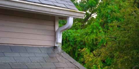 Know If Your Gutters And Downspouts Are Working Properly