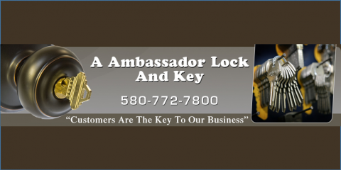 Elk City Lock Specialists Compare Door Closures & Entry Functions, Elk City, Oklahoma