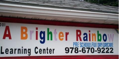 A Brighter Rainbow Learning Center, Preschools, Services, Billerica, Massachusetts