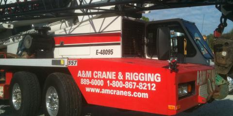 3 Reasons to Seek Out a Crane Service With Certified Operators , High Point, North Carolina